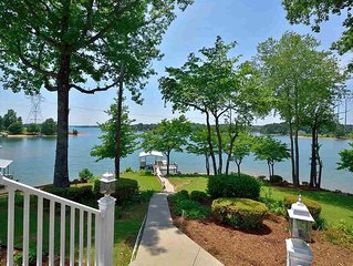 Beautiful Lake Views at Lake Keowee House