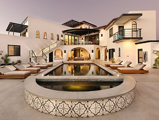 Villa Hope - New luxury estate steps from the beach