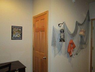 Room #2 at Montana's Wolf Creek Lodge