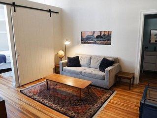 Unique Apartment in Renovated Schoolhouse