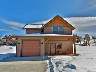 Have Fun/Relax in a Gorgeous Mountain Home, Well Equipped, Great Location