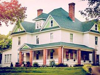 Historic Grain Cottage