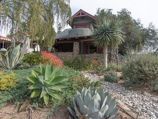 Charming Craftsman home close to dwntown LA-Burbank Airport-Oxy Pasadena-Hllywd-