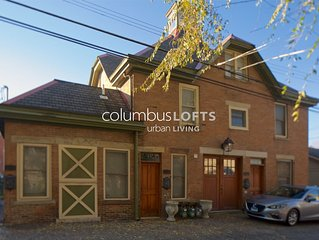 Historic Carriage House - Short North / Columbus