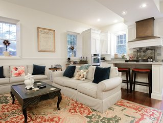 Historic Townhouse in the Heart of Newport