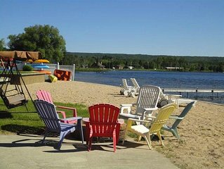 Waterfront Condo - Between Petoskey and Harbor Springs