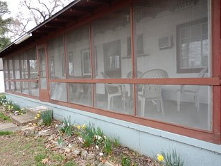 2-bedroom Norfork Lake View Cabin In The Heart Of The AR Ozark Mountains