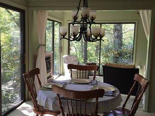 Lake House Retreat - in the Beautiful NC Mountains