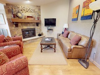 Terracehouse Condo: Complimentary Pool/Hot Tub/Fitness Center Access