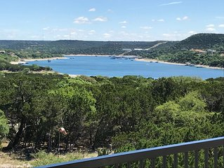 Wonderful Lake Travis Villa with some of the best views on the lake-The Hollows