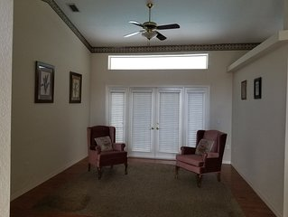 Peaceful, Roomy, Ample and Vintage, Executive Home