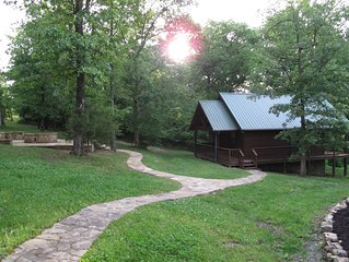 North Fork River—Only Private Cabin on the North Fork River Trophy Waters!!