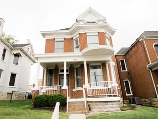 Hawkins House Downtown Jefferson City, Missouri