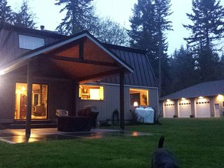 A country setting just minutes from downtown Port Angeles