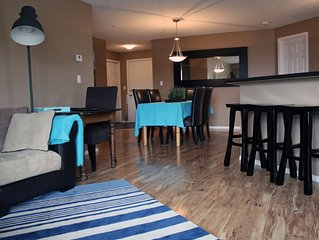 Beach Themed Family Condo (Sleeps 7) At Lake Windermere Pointe In Invermere