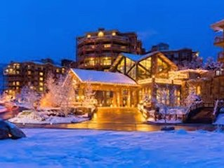 Christmas Week 12/22-12/29 SKI in SKI out at The Canyons Park City!