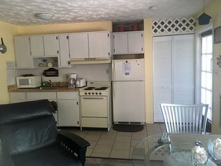 Spacious 1 bedroom with a fantastic view!Apt.#7