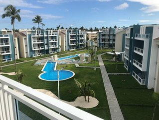 Eden Caribe Penthouse Condo Close to the Beach