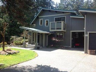 Shawnigan Lake Vacation Home
