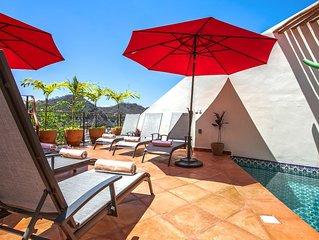 Old Vallarta Meets Modern Luxury at Villa Colibri