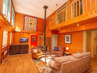 Asheville Family-Friendly Home -- 25 min DT -- Trails, Stream, & Nature Preserve