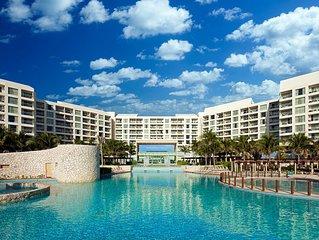 Oceanfront Villa across from world class shopping