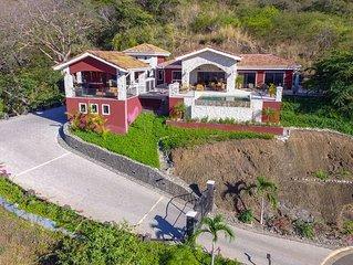 Amazing Ocean View Villa