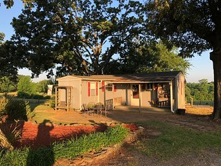 Perfect Retreat for Getaway located on 20 Acre Ranch
