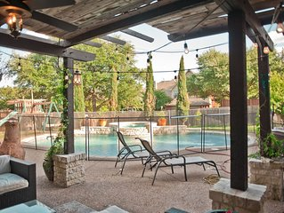 Luxury Resort Style Mckinney Home & FUN! Perfect location to Dallas, Frisco, etc