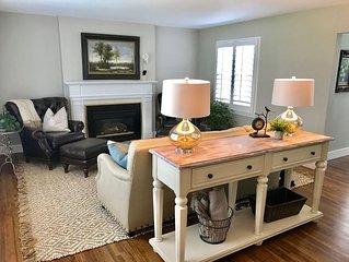 Sugar House Charm, Beauty & Comfort