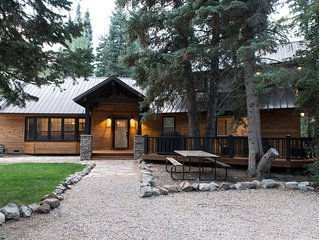 Secluded Midway Mountain Cabin near Park City and Snow Sports