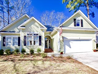 Beautiful Spacious Home!  Minutes to Mayfaire, Restaurants and Wrightsville Bch