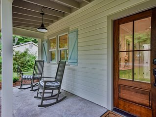 Cozy Cottage close to boat landing, Pigeon Point Park and downtown Beaufort