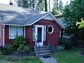 Vacation Home  - Just Blocks from Downtown Coeur d'Alene