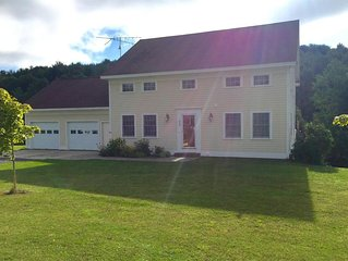 Beautiful Country Home 6 Miles from the Cooperstown Dreams Park