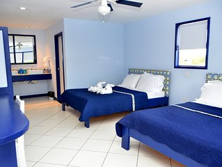 Suite Deal / Weekly Rental with Mini-Kitchen, Private Bath, A/C, Refrigerator