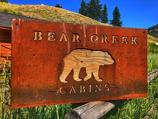 Bear Creek Cabins - 436 sq ft Cabin