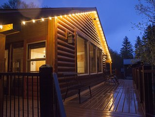 Streamside 2 bd Cabin at Sundance.