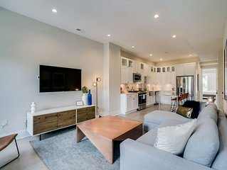 Newly Renovated Ultra Luxury 2BR DC Row Home