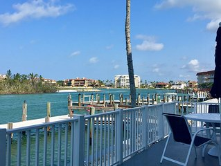 Unique & Incredible Waterfront Views, Adjacent Pool, Great Boat Dock and Fish
