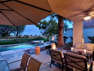 #1 Rated Luxury Resort Style House with Heated Pool and Spa in Upscale PGAWest