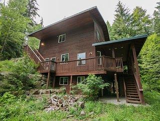Quiet Mountain House near Lake Kachess