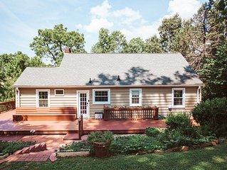 Cottage in the Heart of Historical Lynchburg