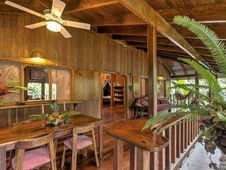 Luxurious Jungle Paradise, Sleeps 4, Swimming Pool
