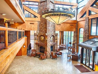 Ski-In/Ski-Out Luxury Two Bedroom Villa * Canyons Ski Resort and Spa