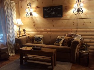 Rustic Retreat at Rockaway Beach now available for nightly rental.