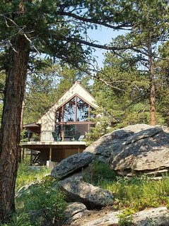 Tucked Away Mountain Cabin For 6 ~ Close To Estes And Rocky Mountain NP