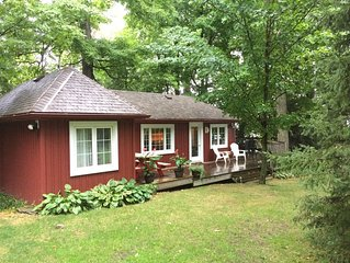 Your Vacation Retreat - Lakebreeze Cottage on Cameron Lake