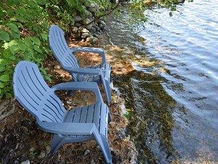 ☼ Maine Lakefront Getaway ☼