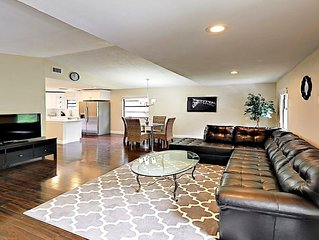 Modern Renovated home in Great Area with Game Room